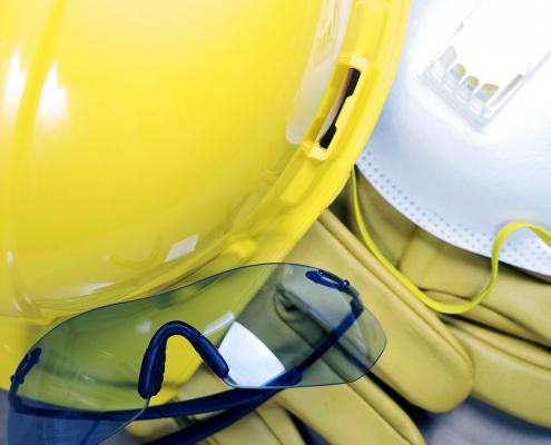 Sicherheitstechnik Stolz - Arbeits-und Gesundheitschutz